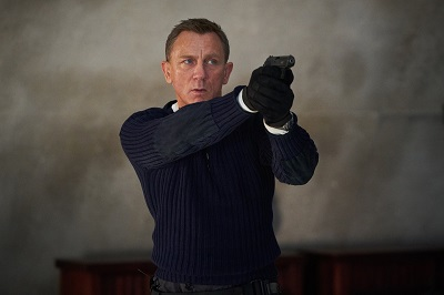 007/ノー・タイム・トゥ・ダイ メインイメージ