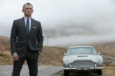 007 スカイフォール メインイメージ