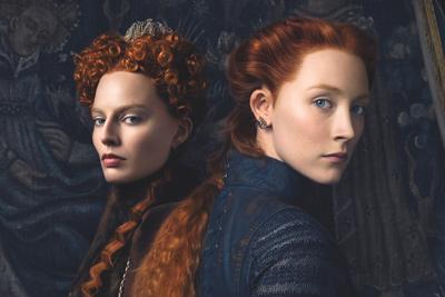 ふたりの女王 メアリーとエリザベス メインイメージ