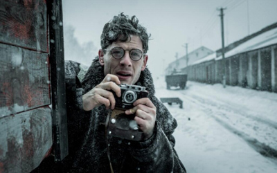 赤い闇 スターリンの冷たい大地での映画情報