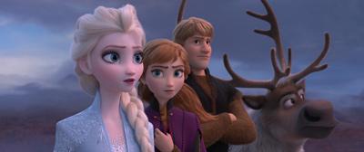 アナと雪の女王2 メインイメージ