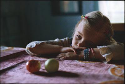 カリーナの林檎〜チェルノブイリの森〜 メインイメージ
