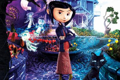 コララインとボタンの魔女 2D字幕版 メインイメージ