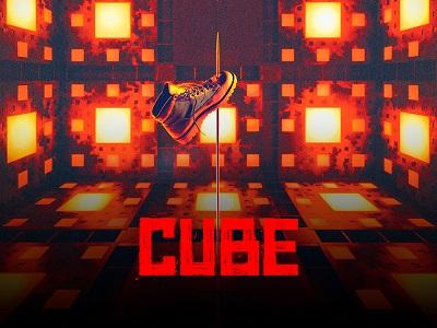 CUBE 一度入ったら、最後 メインイメージ