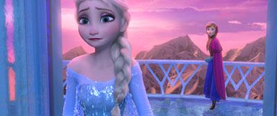 アナと雪の女王 メインイメージ