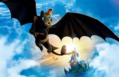 ヒックとドラゴン メインイメージ