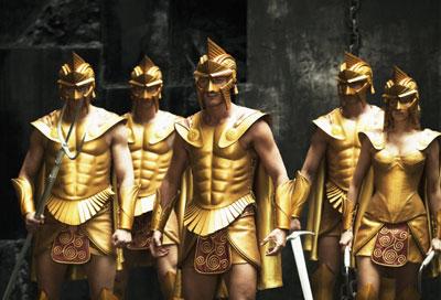 インモータルズ -神々の戦い- メインイメージ