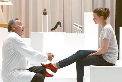 ジュリーと恋と靴工場 メインイメージ