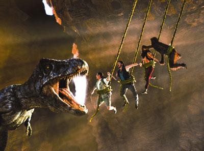 マーシャル博士の恐竜ランド メインイメージ