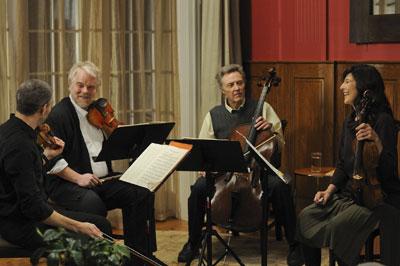 25年目の弦楽四重奏 メインイメージ