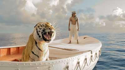 ライフ・オブ・パイ/トラと漂流した227日 メインイメージ