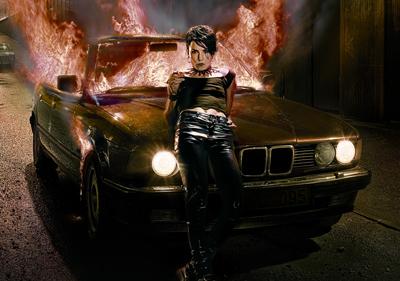 ミレニアム2 火と戯れる女 メインイメージ