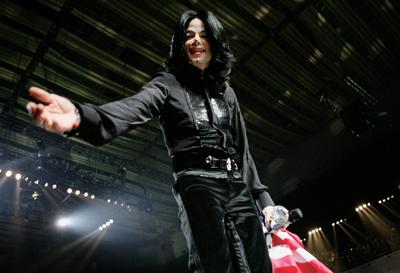 マイケル・ジャクソン キング・オブ・ポップの素顔 メインイメージ