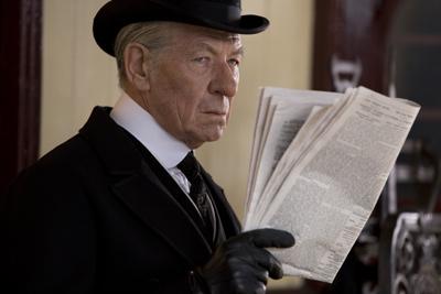 Mr.ホームズ 名探偵最後の事件 メインイメージ