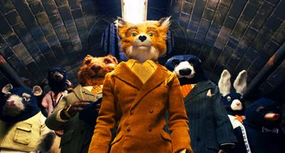 ファンタスティック Mr.FOX メインイメージ