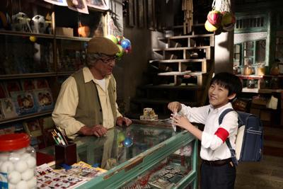 ナミヤ雑貨店の奇蹟 −再生−の映画情報