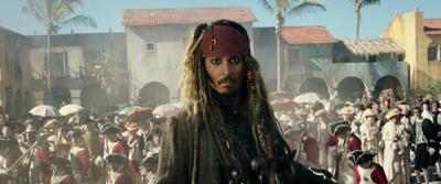 パイレーツ・オブ・カリビアン/最後の海賊 メインイメージ