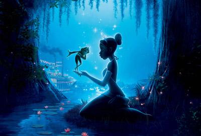 プリンセスと魔法のキス メインイメージ
