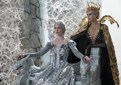 スノーホワイト/氷の王国 メインイメージ