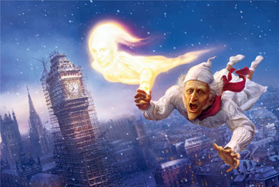 Disney's クリスマス・キャロル メインイメージ