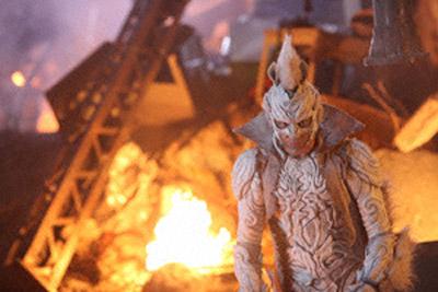 ゼブラーマン2 ゼブラシティの逆襲 メインイメージ